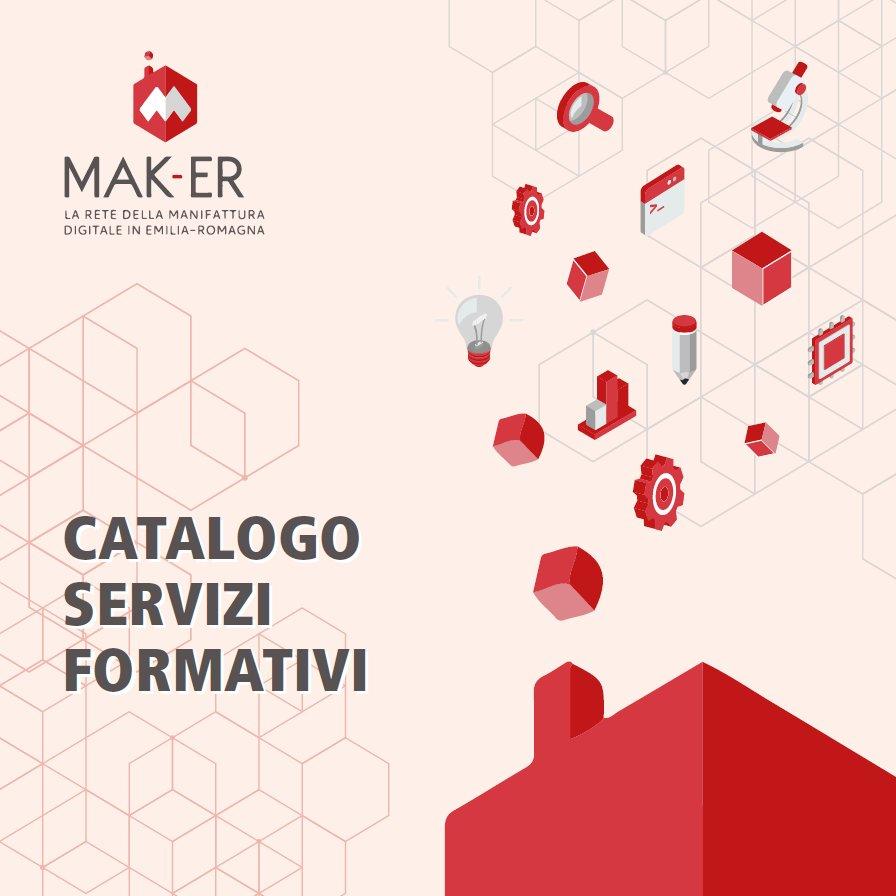 Presentato il nuovo Catalogo dei Servizi Formativi di Mak-ER